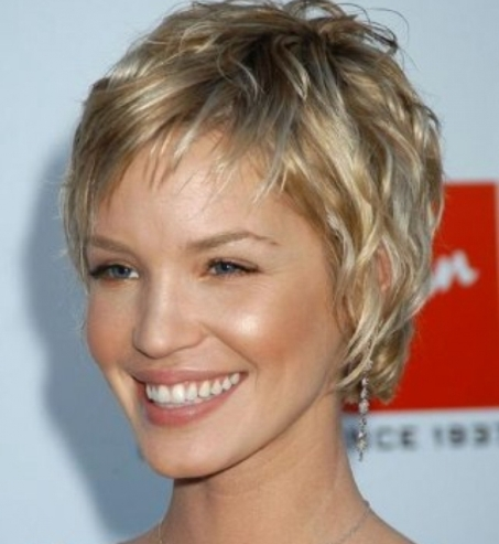 Edgy Short Cut For Thin Hair Short Haircuts For Fine Hair
