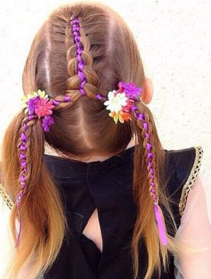 Different Braided Pigtail Hairstyles