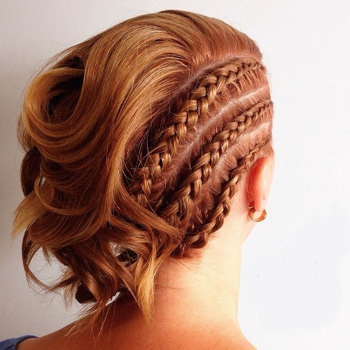 Short Hairstyles For Wedding Guests: Classy Hairstyles For Wedding Guests