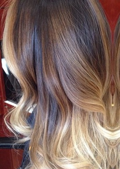 Ash Blonde Hair Looks Ombre With Balayage Askhairstyles