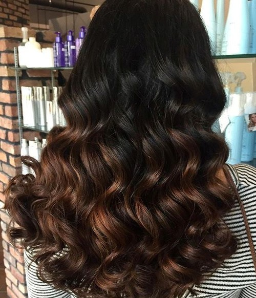 1000 Ideas About Fall Balayage On Pinterest Fall Hair