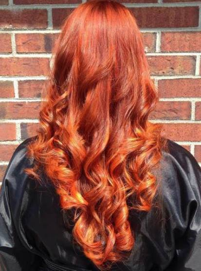 20 Shades Of Red Hair
