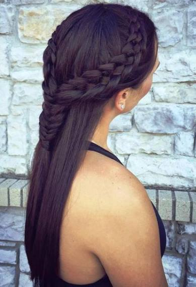 15 Different French Braid Hairstyles