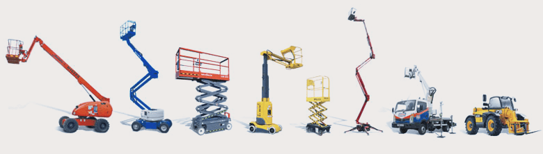Access Equipment Types