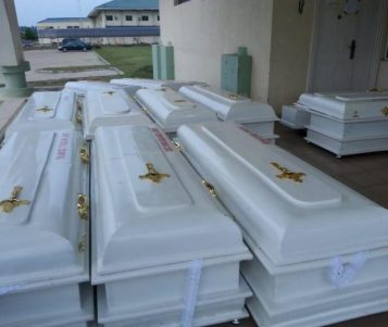 Makurdi Catholic Diocese Buries 19 Martyrs Today