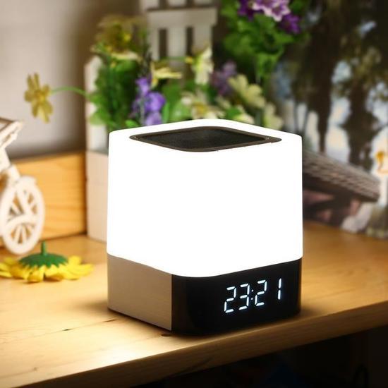 AU ASK01-007-Kube-001 Enceinte_haut-parleur_Bluetooth_portable