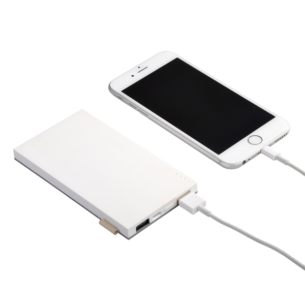 PB ASK02-004 FUN-Flat-White+Grey-005_powerbank_batterie-externe_portable