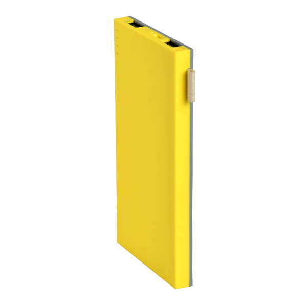 PB ASK02-004 FUN-Flat-Yellow+Grey-003_powerbank_batterie-externe_portable