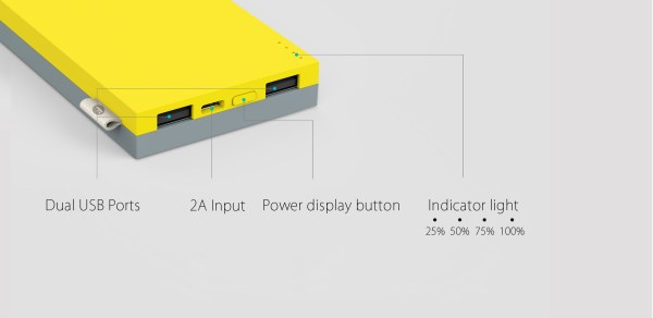 PB ASK02-004 FUN-Flat-Yellow+Grey-006_powerbank_batterie-externe_portable