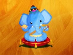 Artist Ganesha