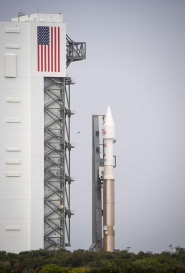 Mars-Bound MAVEN at the Launch Pad Credit: NASA/Bill Ingalls