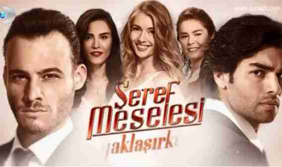 Seref Meselesi Aabroo All Episode in Hindi/Urdu