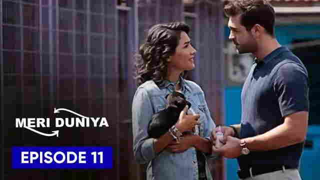 Her Yerde Sen Episode 11 in Hindi (You are Everywhere)