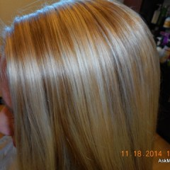 Mastering Beautiful Blondes Class by Mags Kavanaugh
