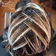 The Hairdo Chick- Herringbone