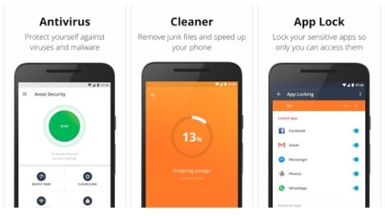 AVAST Mobile Security Pro APK- Install Latest Version APK For Android