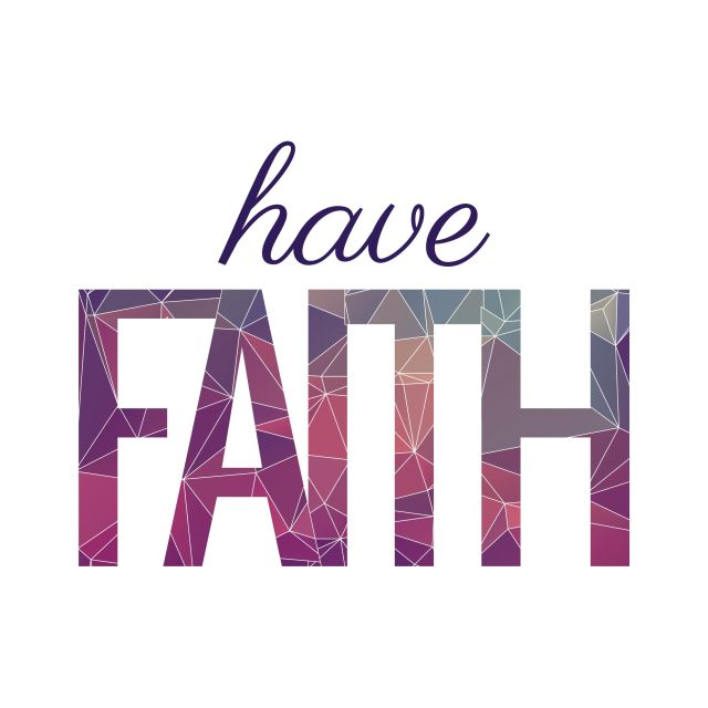 Draw power from faith if you worry too much about money