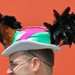 Дикие шляпки Royal Ascot