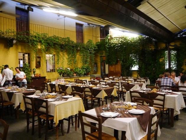 Италия рестораны