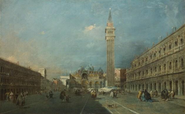 Франческо Гварди Венеция