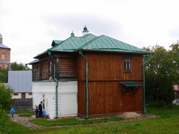 Музей в Суздале. Купеческий дом