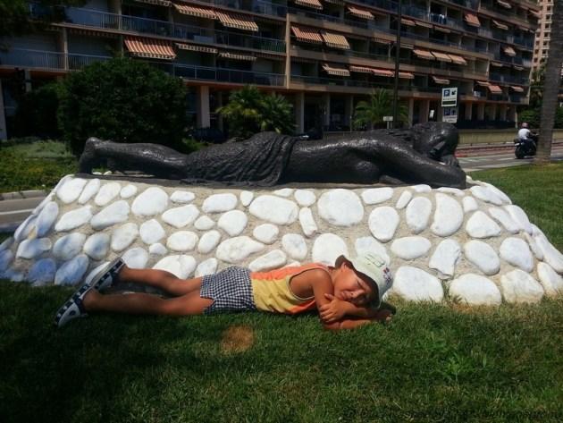 Скульптуры Монако