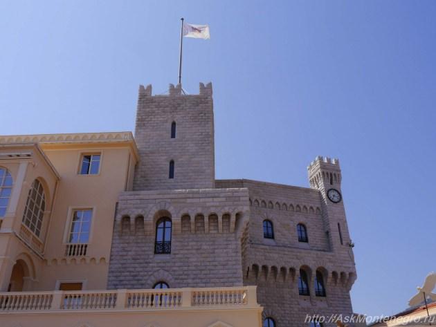 Достопримечательность Монако. Княжеский дворец