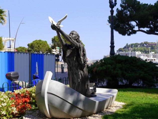 Святая Девота, покровительница Монако