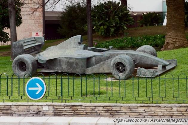 «Формула-1» любимое развлечение в Монако