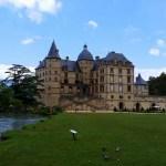 Замки Франции: Визиль (Château de Vizille)