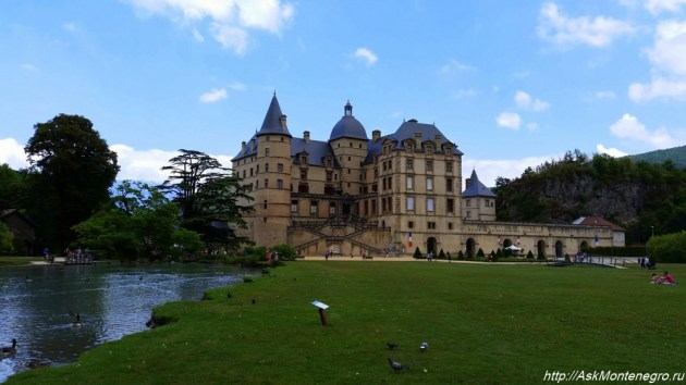 Замок Визиль (Франция) - Chateau de Vizille
