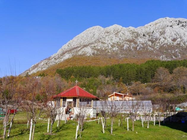 Святая гора Румия