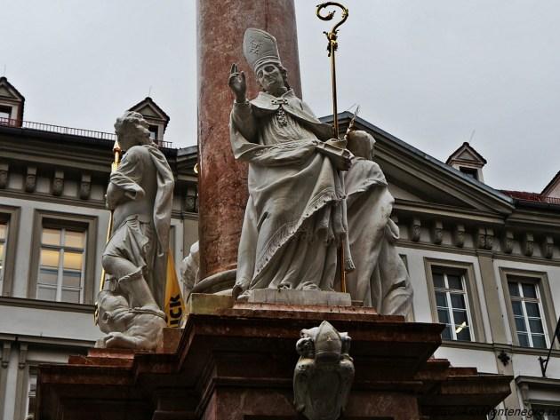 колонна святой анны инсбрук