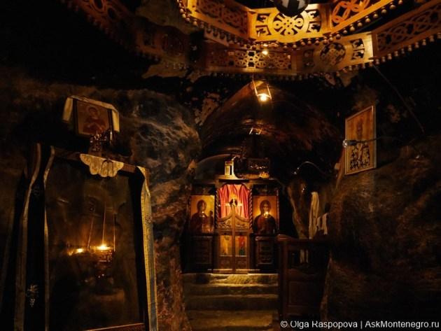 Монастырь Дайбабе в Черногории