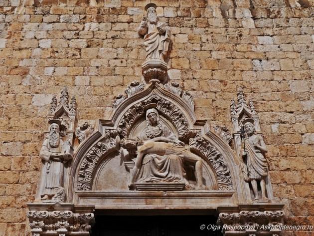 Францисканский монастырь. Достопримечательности Дубровника