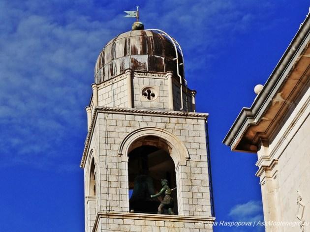 Городская колокольня Дубровник