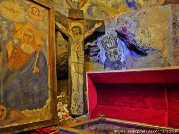 Монастырь Дайбабе Черногория