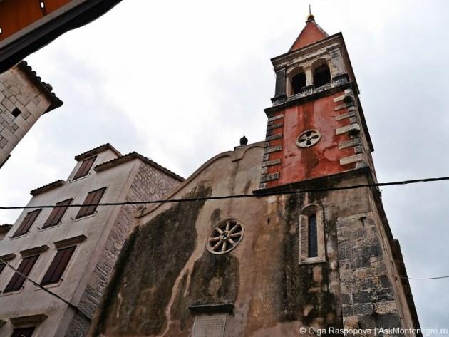 церкви Трогира