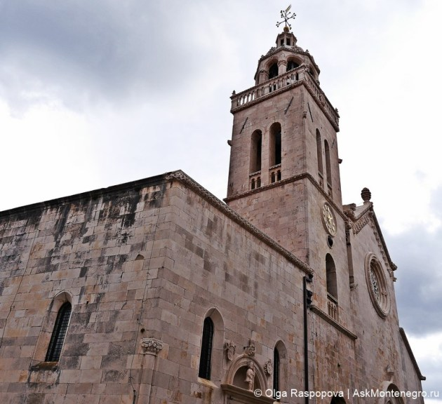 собор святого марка Корчула