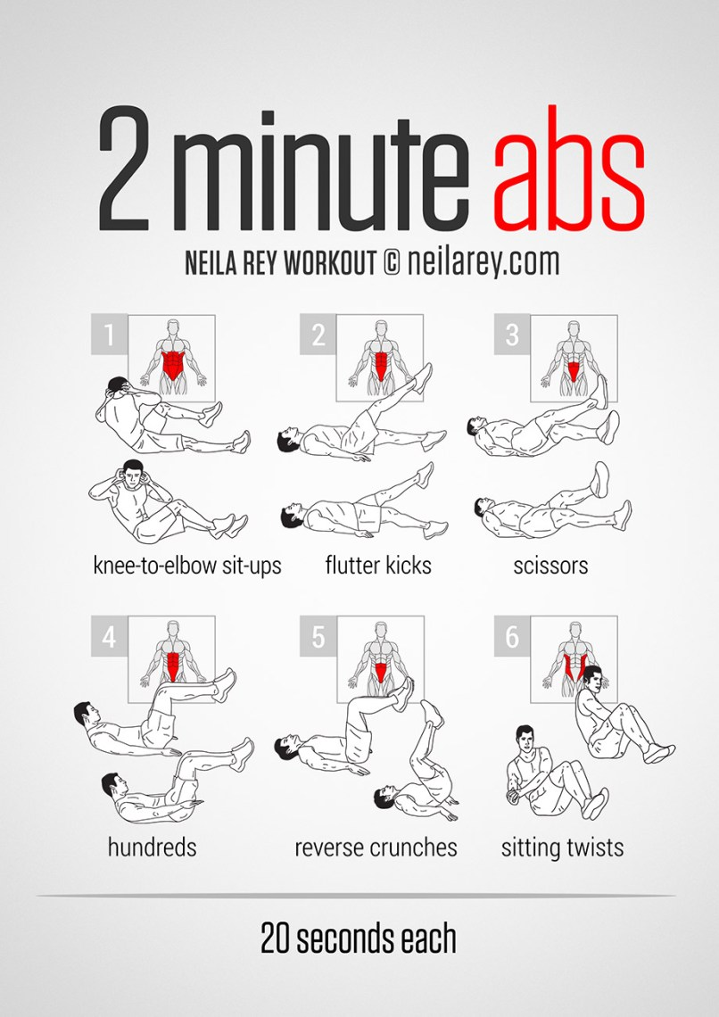 Ab Workouts For 6 Pack Without Equipment Yourviewsite Co