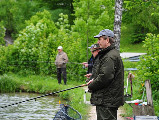 Fischer fischen