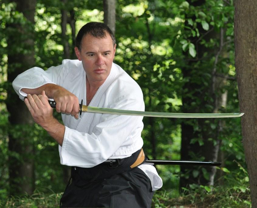 Aikido Dojo Steyr Schwertkaempfer