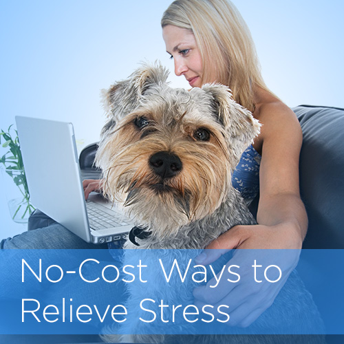 No-Cost Ways to Relieve Stress