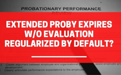 Regularization by default