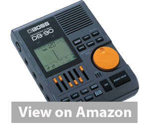 Best Metronome: BOSS DB-90 Metronome Review