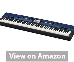 Best Electric Piano - Casio PX560BE 88-Key Stage Piano Review