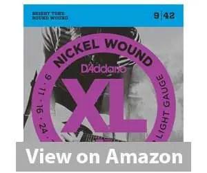 Best Guitar Strings: D'Addario EXL120-10P Electric Guitar Strings Review