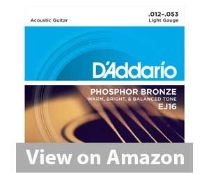 Best Guitar Strings: D'Addario Limited Edition Acoustic Guitar Strings Review