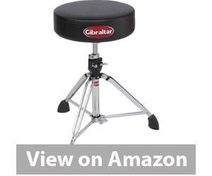 Best Drum Throne: Gibraltar 9608 Drum Throne Review