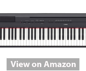 Best Electric Piano - Yamaha P115 Digital Piano Bundle Review